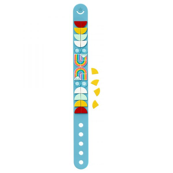 LEGO DOTS Braccialetto Arcobaleno - 41900    DOTS