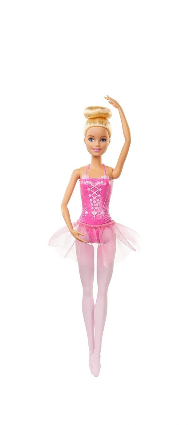 Barbie Ballerina Bambola con Tutù e Scarpette Barbie
