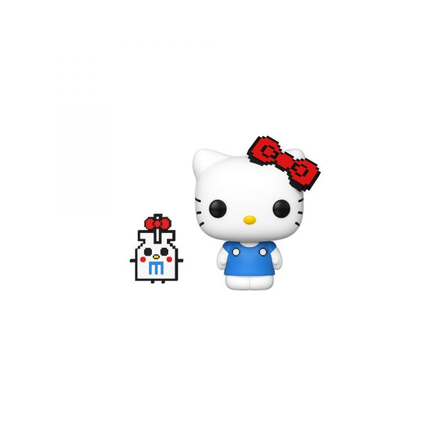 FUNKO Pop&Buddy: Sanrio-HK S2 - Hello Kitty Anniversario (con possibile Chase)