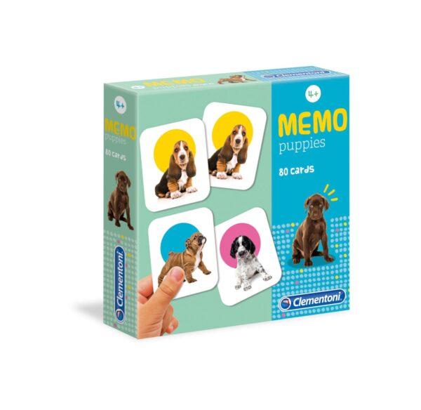 Clementoni - 18078 - Memo Games Puppies