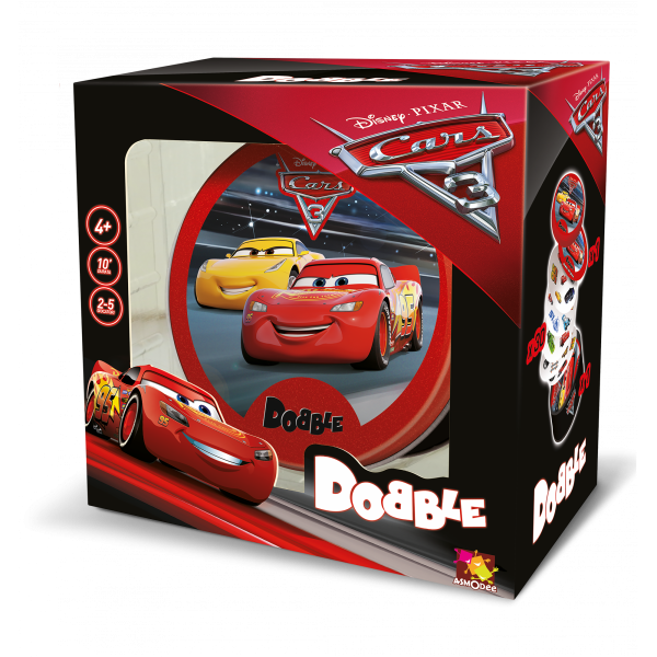 Dobble Cars 3