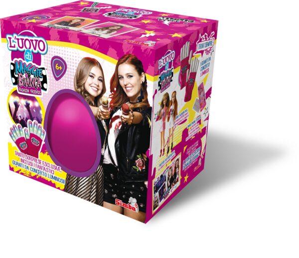 L'uovo di Maggie e Bianca Maggie & Bianca Femmina 12+ Anni, 5-8 Anni, 8-12 Anni ALTRO, Simba Toys
