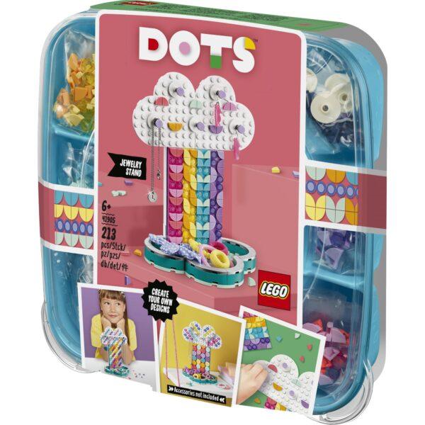 LEGO DOTS Portagioielli arcobaleno - 41905    DOTS