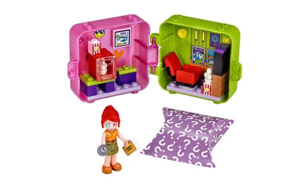 Friends  LEGO Friends Il Cubo dello shopping di Mia - 41408