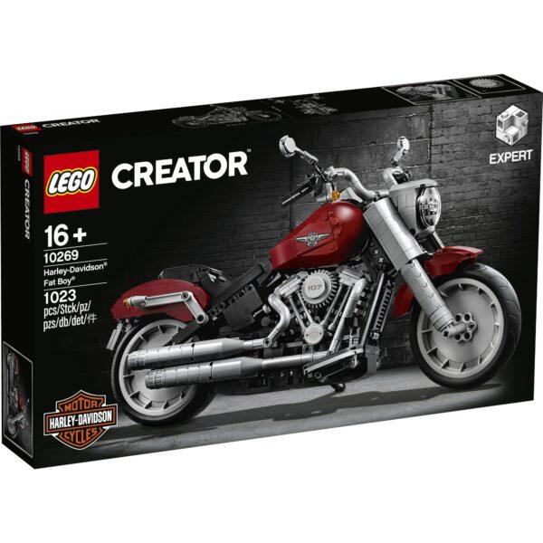LEGO Creator Expert Harley-Davidson Fat Boy - 10269 Creator