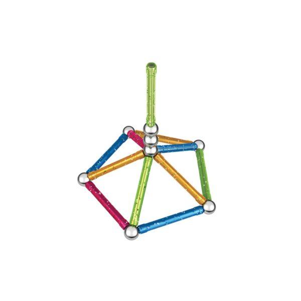 ALTRO, Geomag Glitter 30 Unisex 12-36 Mesi, 3-4 Anni, 3-5 Anni, 5-7 Anni ALTRI