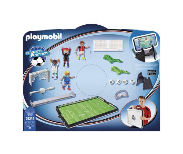 CAMPO DA CALCIO GRANDE    Playmobil