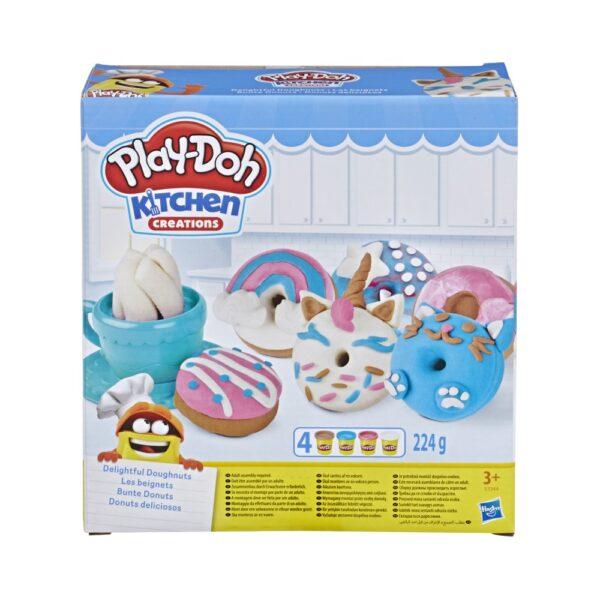 Play-Doh - Delizione Ciambelle