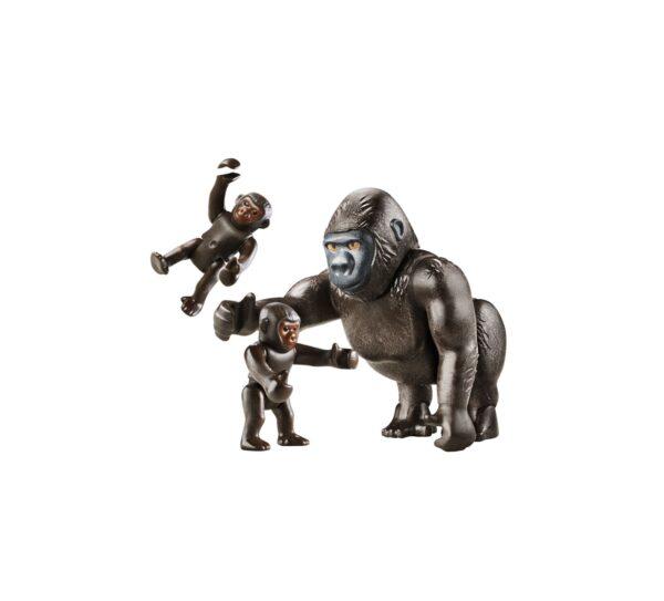 FAMIGLIA DI GORILLA    Playmobil