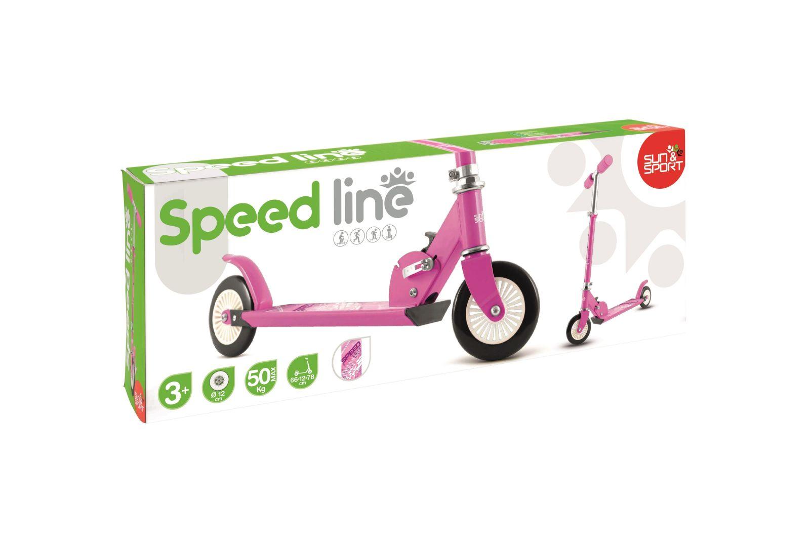 Monopattino speed line - girl - SUN&SPORT