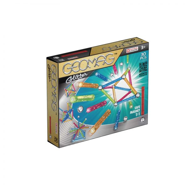 Glitter 30 Unisex 12-36 Mesi, 3-4 Anni, 3-5 Anni, 5-7 Anni ALTRI ALTRO, Geomag