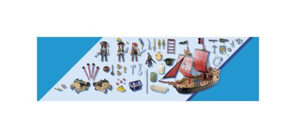 GALEONE DEI PIRATI    Playmobil