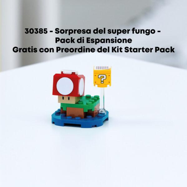 LEGO - Avventure di Mario - 71360 Starter Pack - Con omaggio - Pre-Ordina ora!