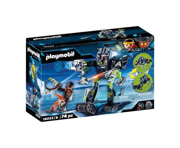 ROBOT DEI RIBELLI DELL'ARTICO Playmobil
