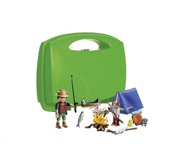 Playmobil  CARRIYNG CASE LARGE CAMPING