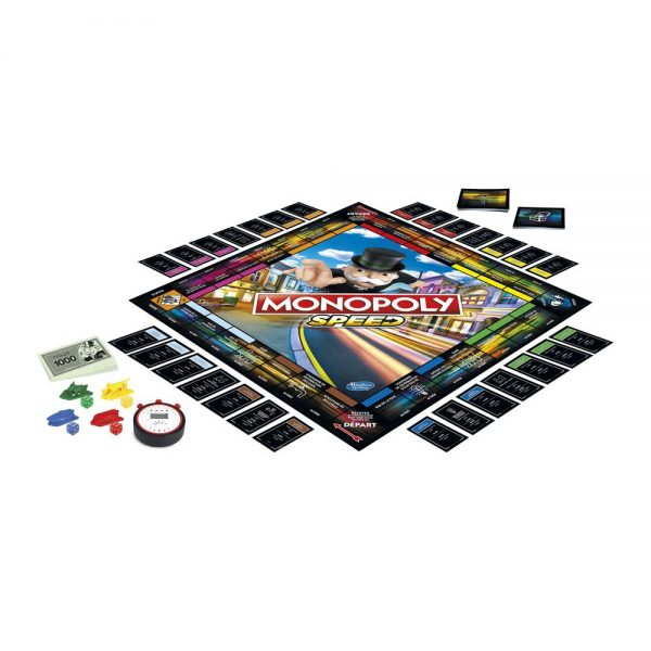 MONOPOLY SPEED - HASBRO GAMING