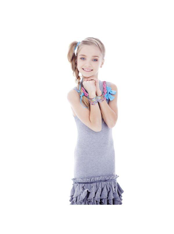 CREAMANIA GIRL CRYSTAL JEWELS - CREA GIOIELLI