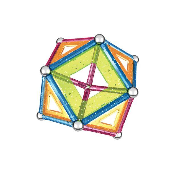 ALTRO, Geomag Glitter 44 Unisex 12-36 Mesi, 3-4 Anni, 3-5 Anni, 5-7 Anni ALTRI