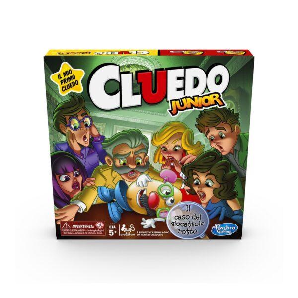 CLUEDO JUNIOR - HASBRO GAMING
