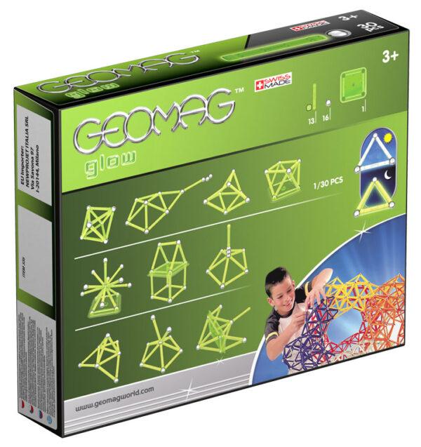 Glow 30 ALTRI Unisex 12-36 Mesi, 3-4 Anni, 3-5 Anni, 5-7 Anni, 5-8 Anni ALTRO, Geomag