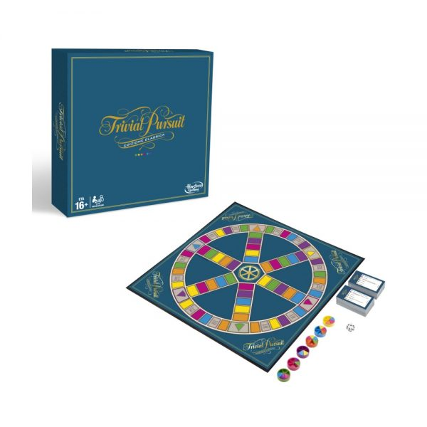 TRIVIAL PURSUIT - HASBRO GAMING ALTRI Unisex 12+ Anni HASBRO GAMING