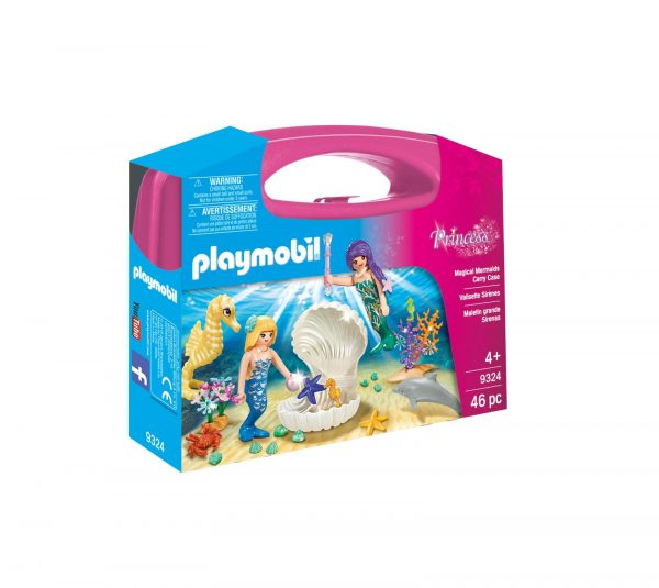 CARRIYNG CASE LARGE MAGICHE SIRENE Playmobil