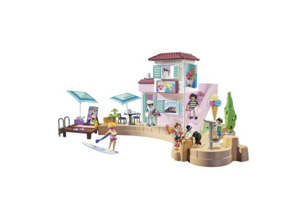 Playmobil  BAR - GELATERIA