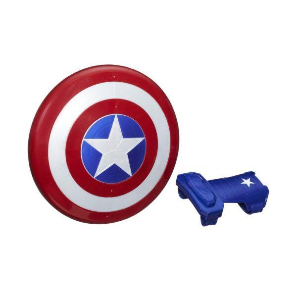 Marvel Avengers - Scudo e Guanto Magnetico di Captain America