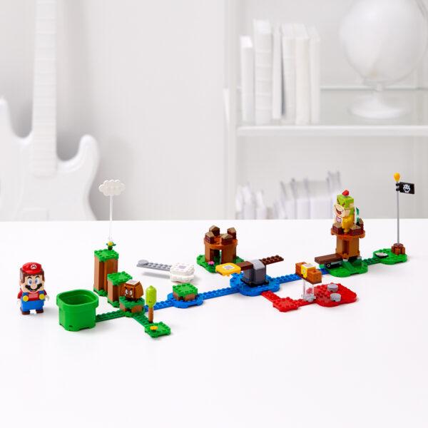 Super Mario   LEGO Super Mario Avventure di Mario - Starter Pack - 71360