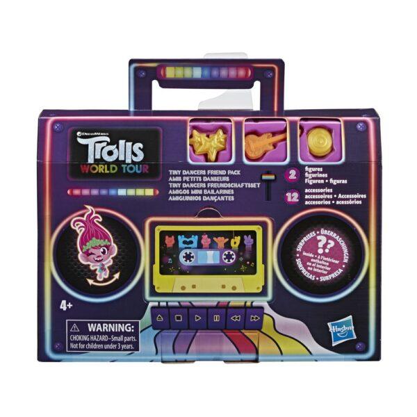 Trolls World Tour - Confezione di amici Tiny Dancers
