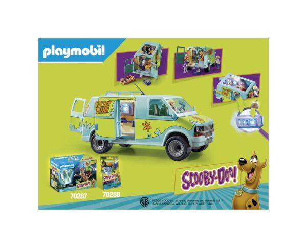 SCOOBY-DOO! MYSTERY MACHINE    Playmobil