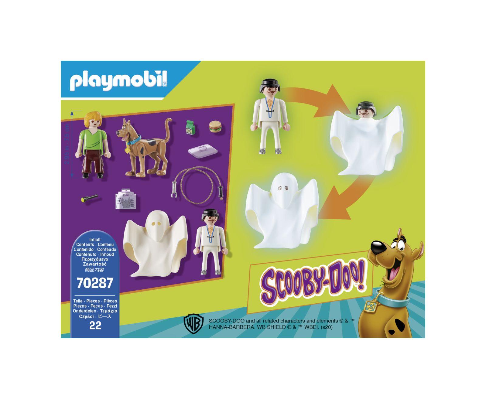 Scooby-doo! scooby & shaggy - Playmobil