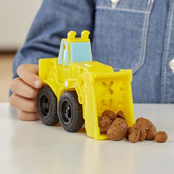 Play-Doh Wheels - Lo Scavatore