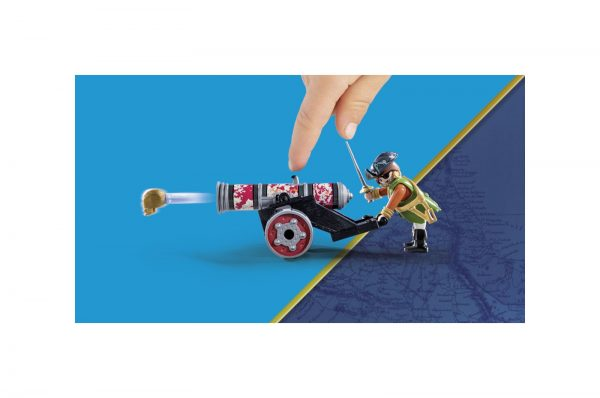 PIRATA CON CANNONE    Playmobil
