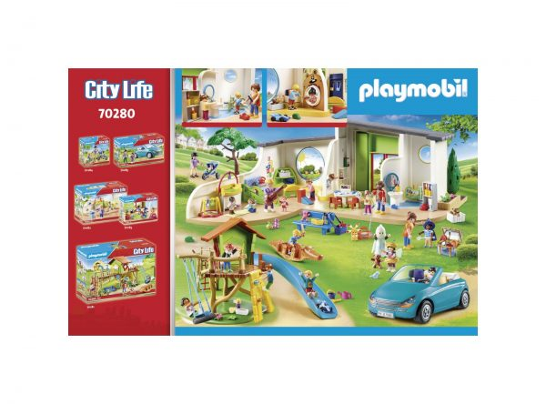 Playmobil  ASILO