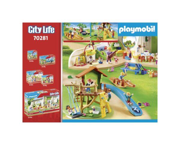 Playmobil  PARCO GIOCHI DELL'ASILO