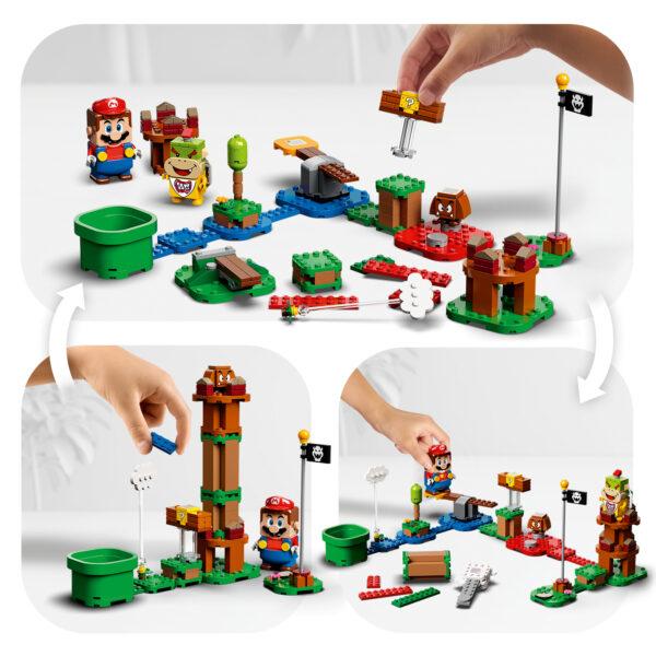 LEGO Super Mario Avventure di Mario - Starter Pack - 71360   Super Mario