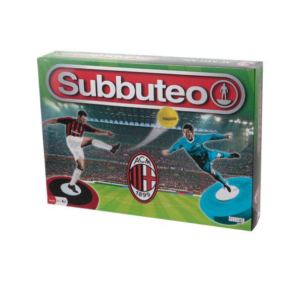 SUBBUTEO PLAYSET MILAN C/ 2 SQUADRE ALTRI Maschio 12+ Anni, 8-12 Anni SUBBUTEO