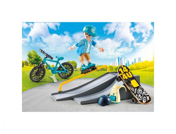 CARRIYNG CASE SMALL EXTREME SPORTS    Playmobil
