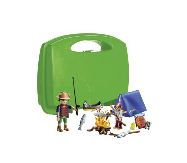 CARRIYNG CASE LARGE CAMPING    Playmobil