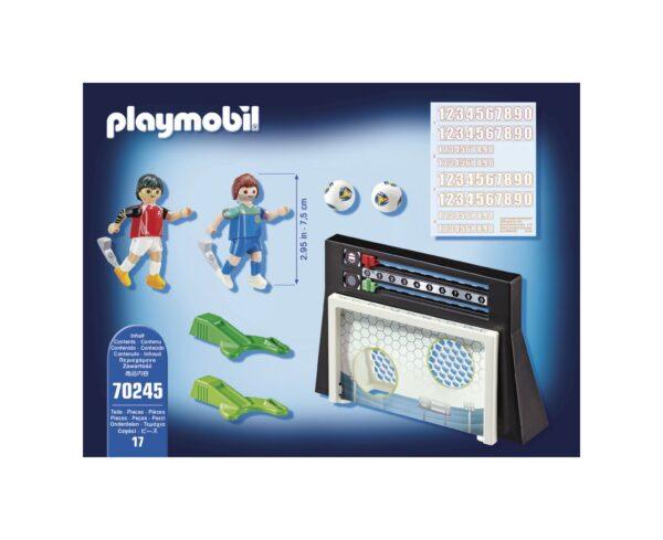 PORTA SEGNAPUNTI    Playmobil
