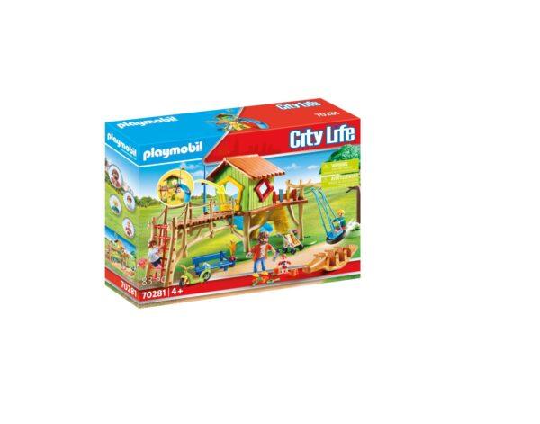 PARCO GIOCHI DELL'ASILO Playmobil