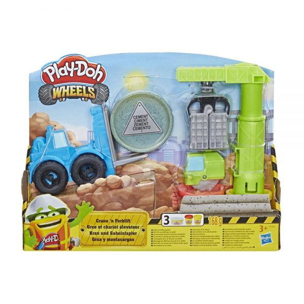Play-Doh - Wheels la gru