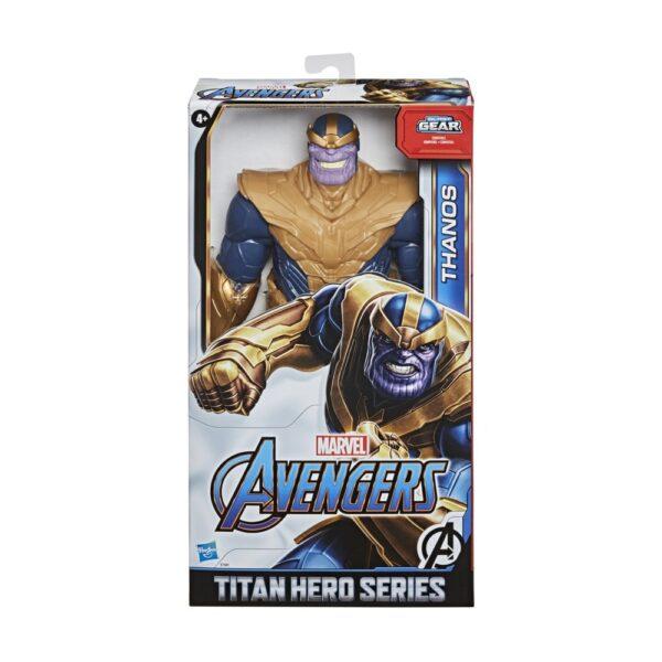Avengers - Thanos 30cm con Blaster Titan Hero Blast Gear