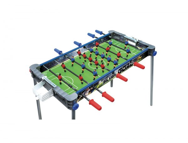CALCETTO SILVER GOAL - Sun&sport - Toys Center SUN&SPORT Maschio 12-36 Mesi, 12+ Anni, 3-4 Anni, 3-5 Anni, 5-7 Anni, 5-8 Anni, 8-12 Anni ALTRI