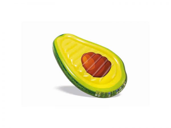 INTEX MATERASSINO AVOCADO 168X104X20 CM