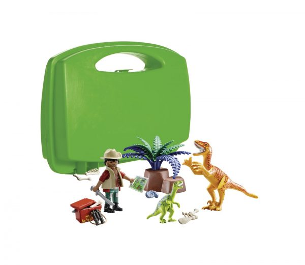 Playmobil  CARRIYNG CASE LARGE DINOSAURI