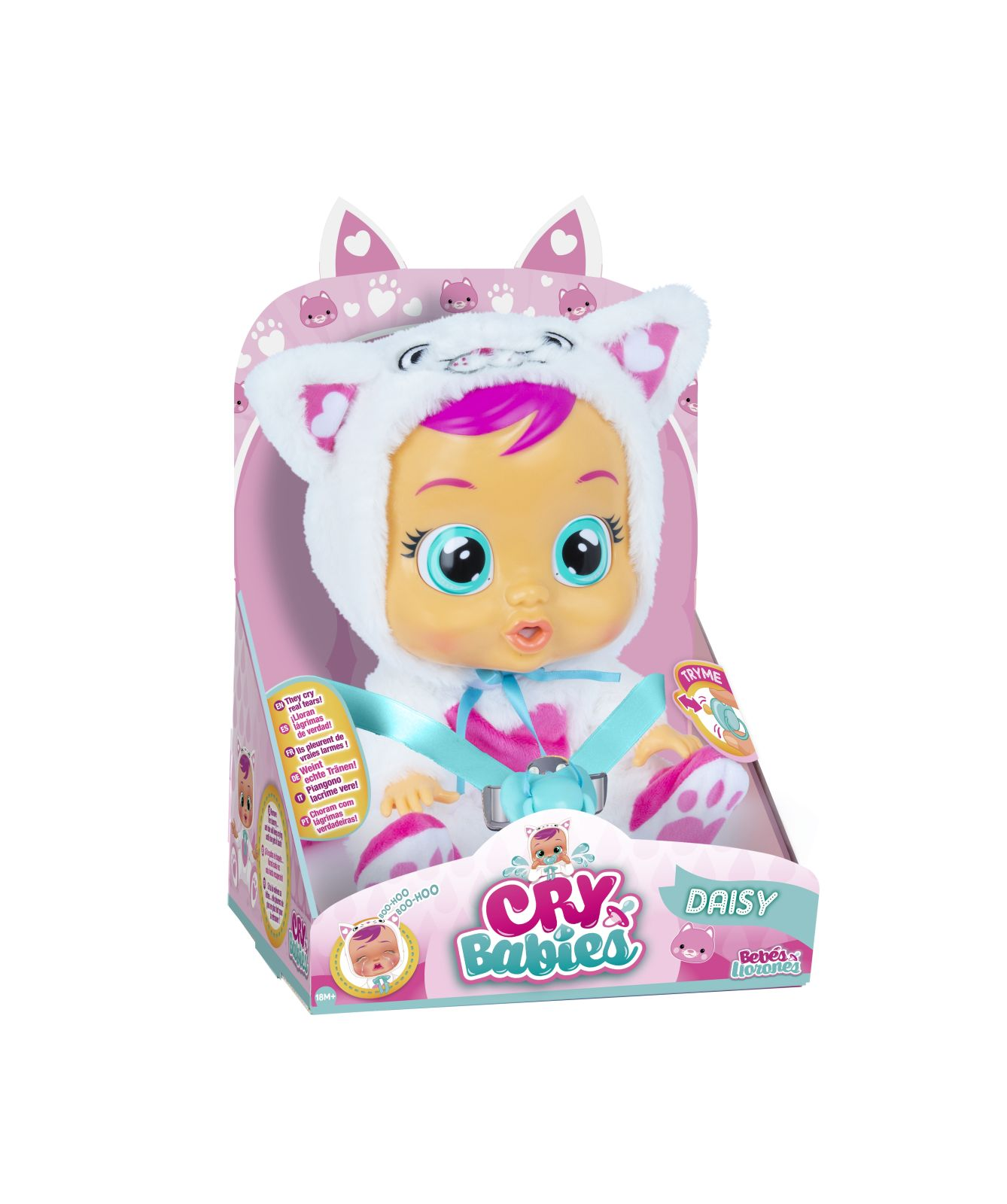 Cry babies  daisy -