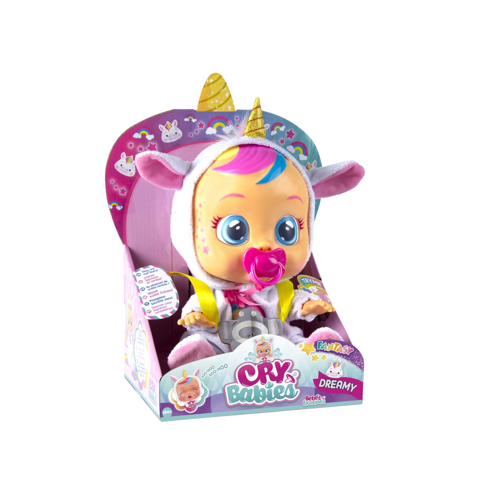 Cry babies fantasy dreamy -