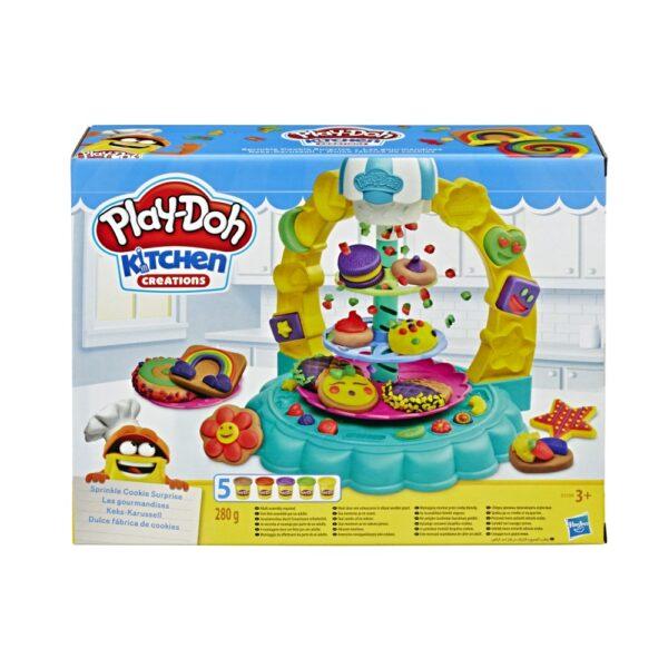 Play-Doh - La Giostra dei Dolcetti